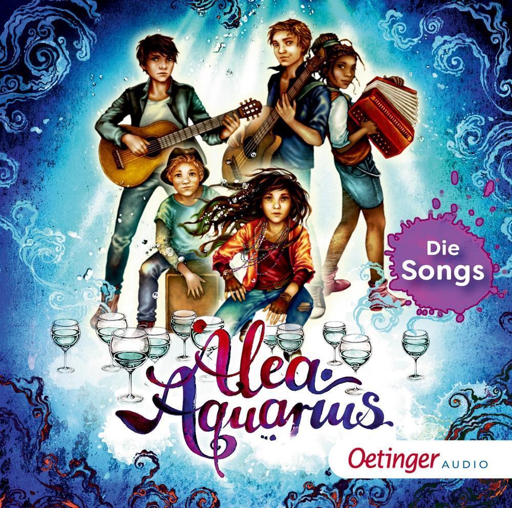 Cover: 4260173788570 | Alea Aquarius. Die Songs | Tanya Stewner | Audio-CD | Alea Aquarius