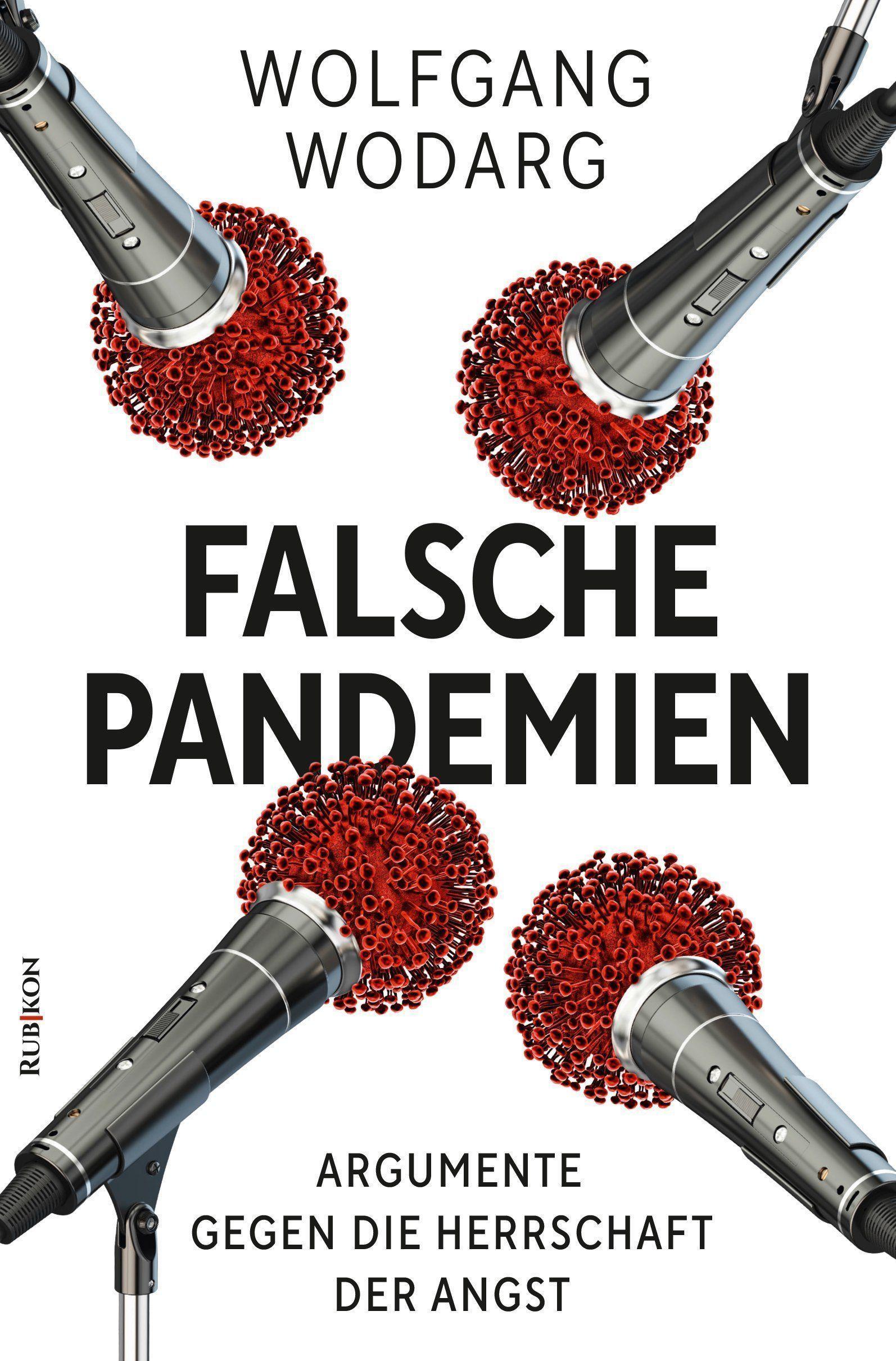 Cover: 9783967890181 | Falsche Pandemien | Argumente gegen die Herrschaft der Angst | Wodarg