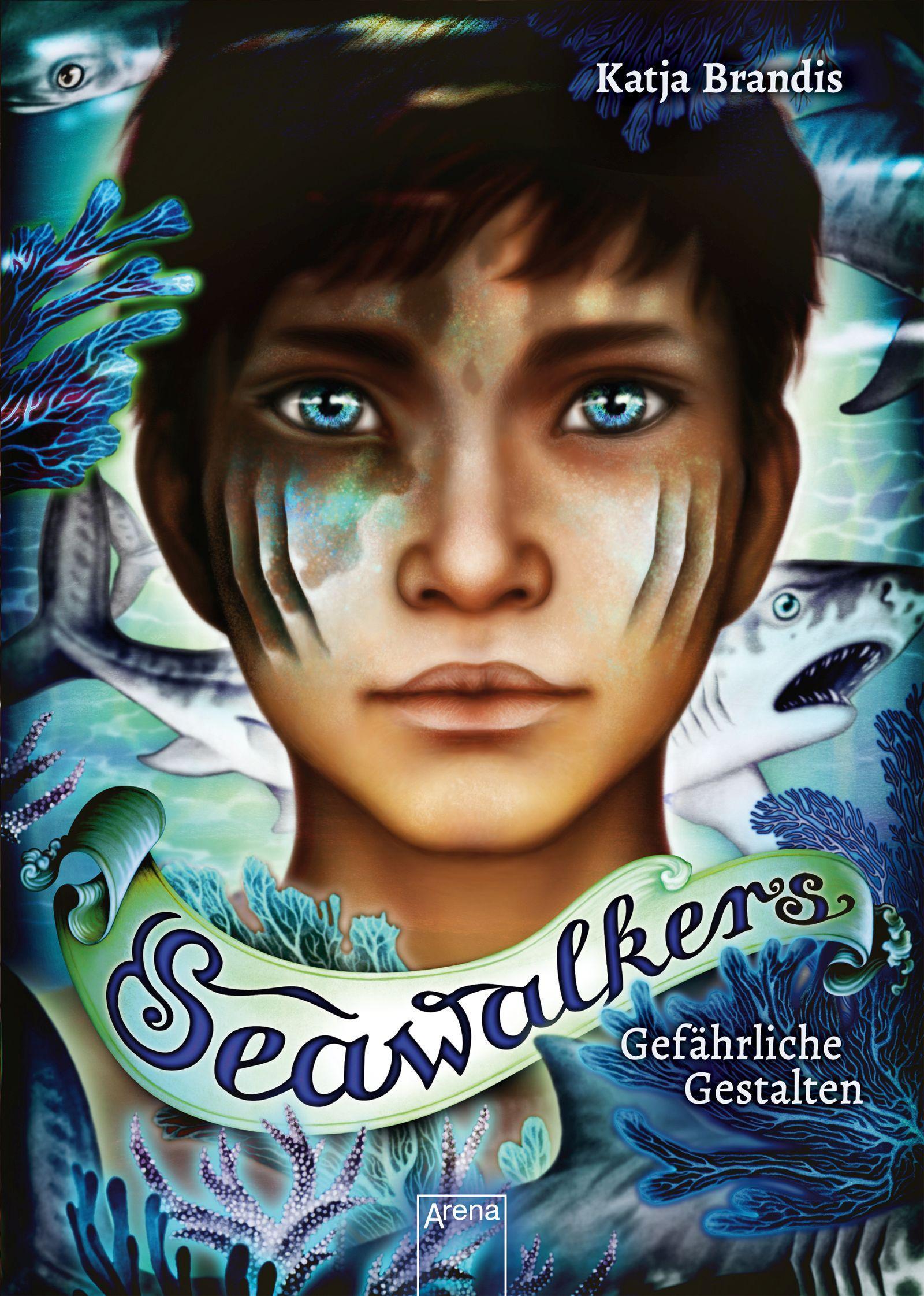 Cover: 9783401606125   Seawalkers (1). Gefährliche Gestalten   Katja Brandis   Buch   Deutsch