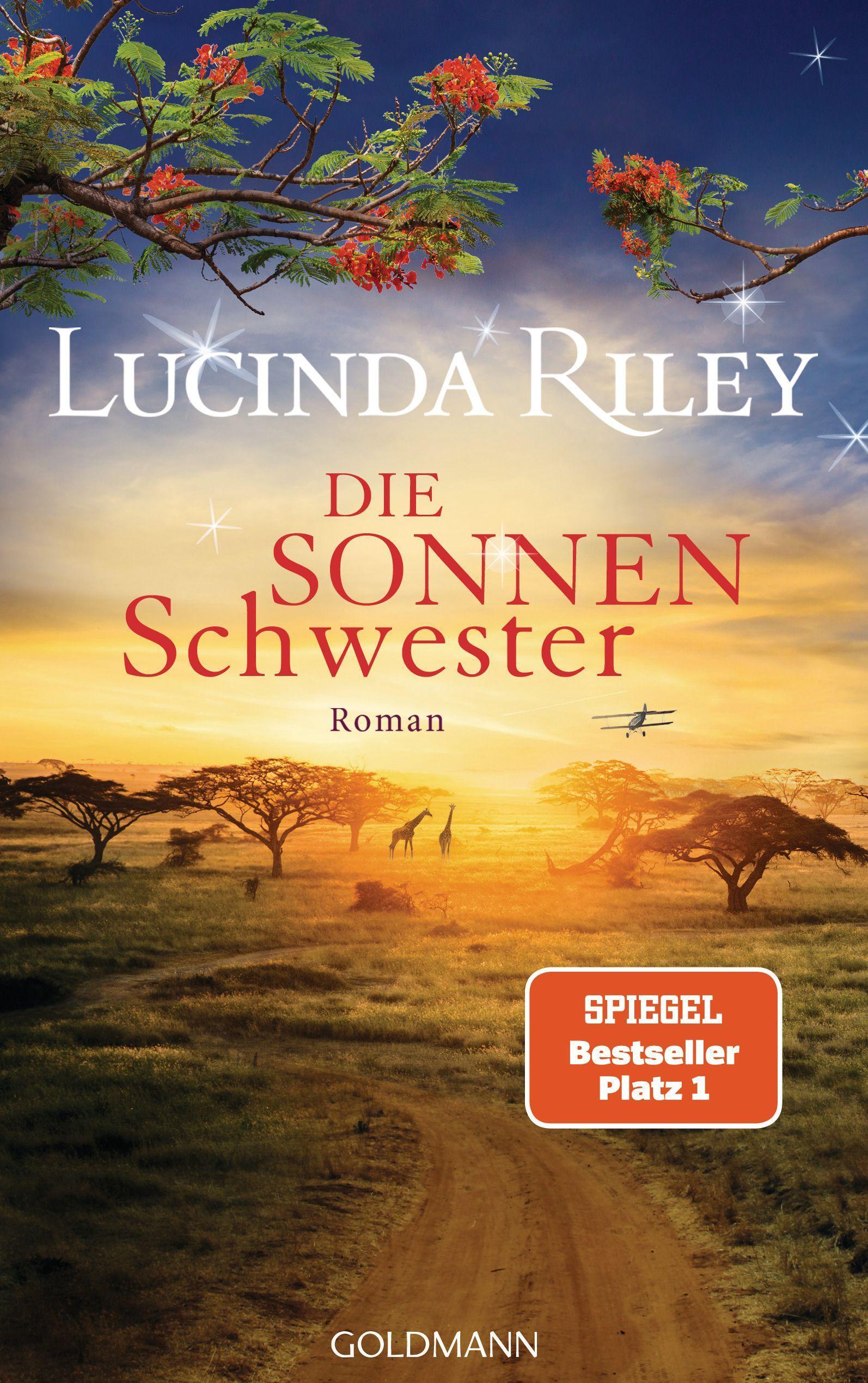 Cover: 9783442491728 | Die Sonnenschwester | Roman - Die sieben Schwestern 6 | Lucinda Riley