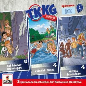 Cover: 9783803263308   TKKG Junior 3er Box 01 Folgen 1-3 (3 Audio-CD's)   Audio-CD   Deutsch
