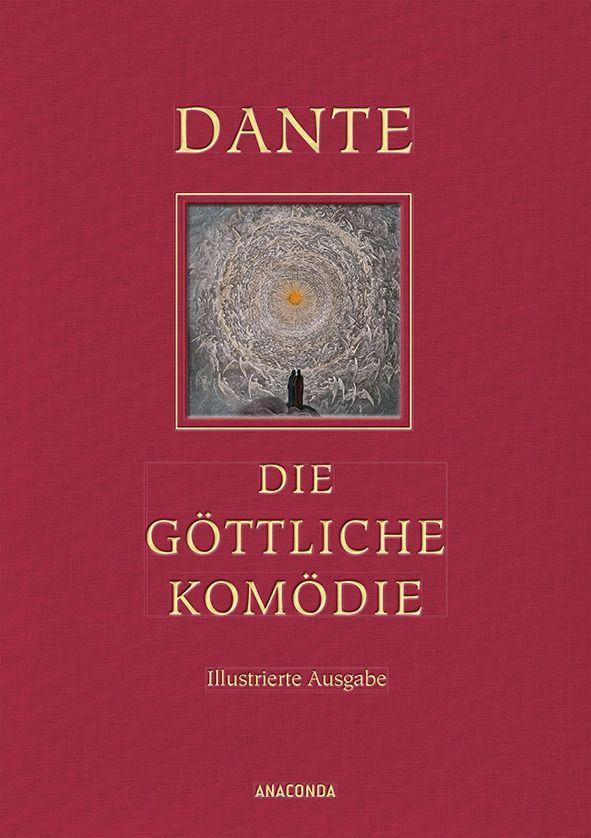 Cover: 9783730602775 | Die göttliche Komödie (Illustrierte Iris®-LEINEN-Ausgabe) | Alighieri