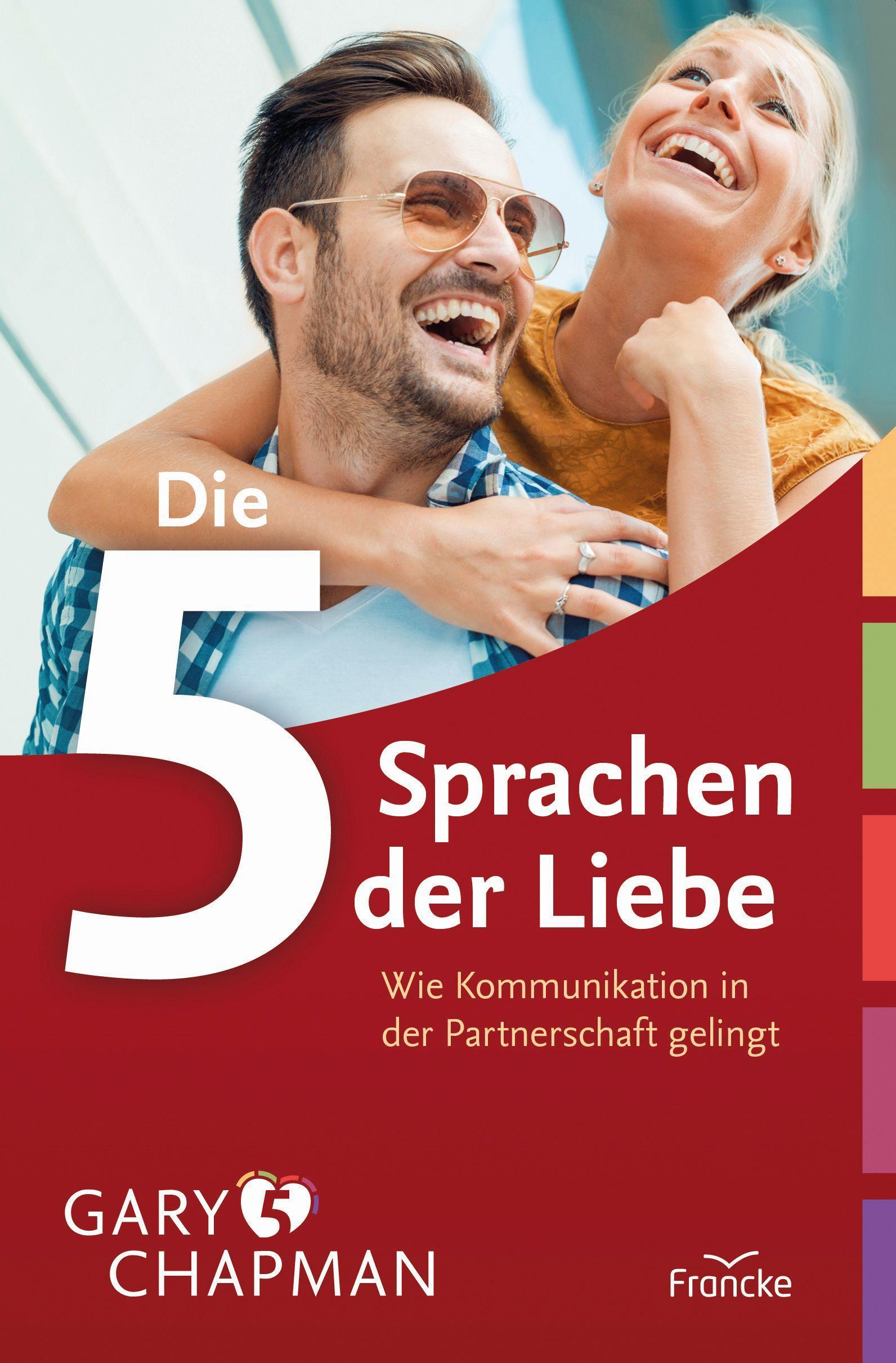 Cover: 9783861221265 | Die fünf Sprachen der Liebe | Gary Chapman | Taschenbuch | Deutsch
