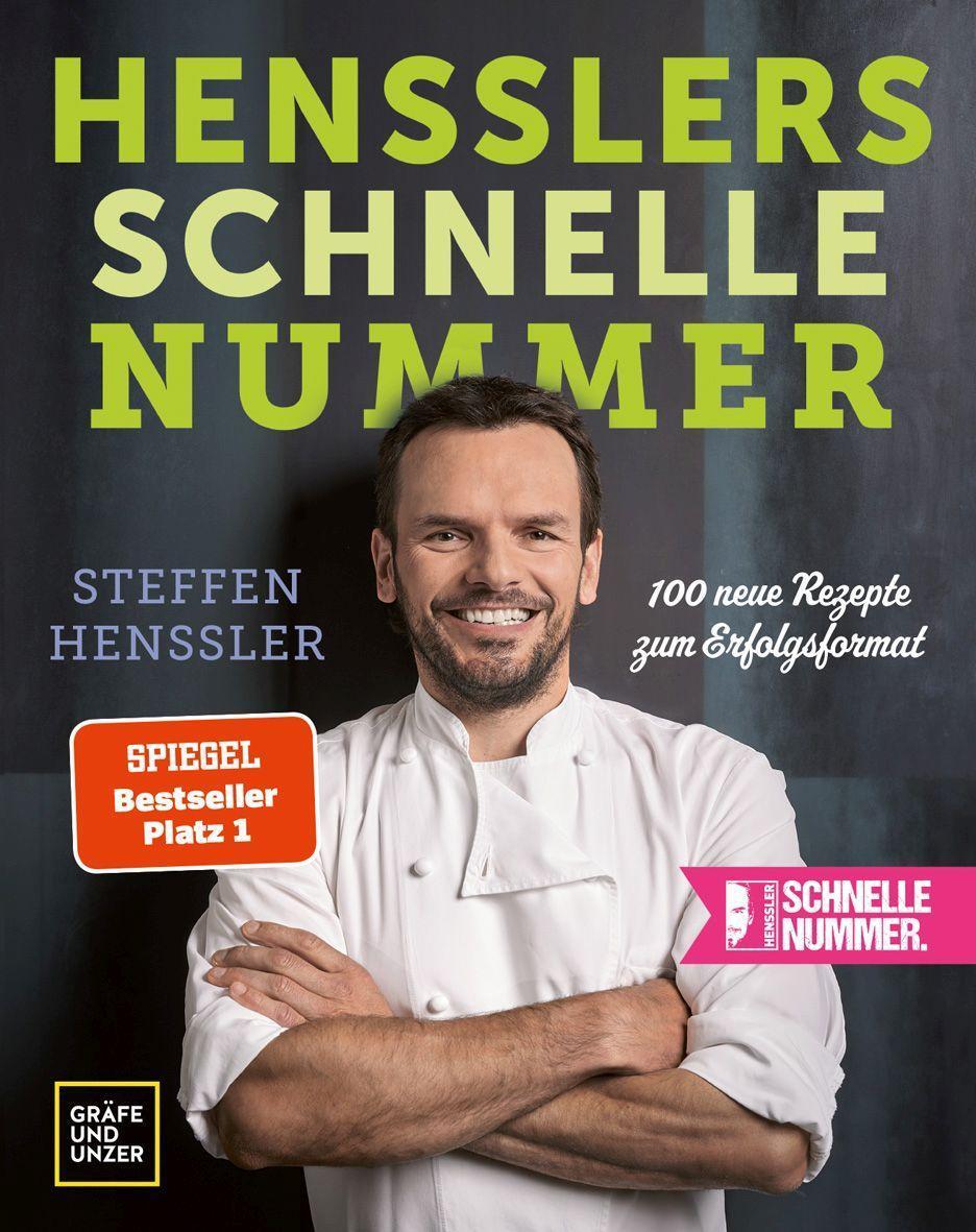 Cover: 9783833877773 | Hensslers schnelle Nummer | 100 neue Rezepte zum Erfolgsformat | Buch