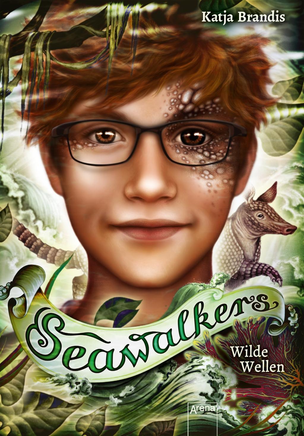 Cover: 9783401605272 | Seawalkers (3). Wilde Wellen | Katja Brandis | Buch | Deutsch | 2020