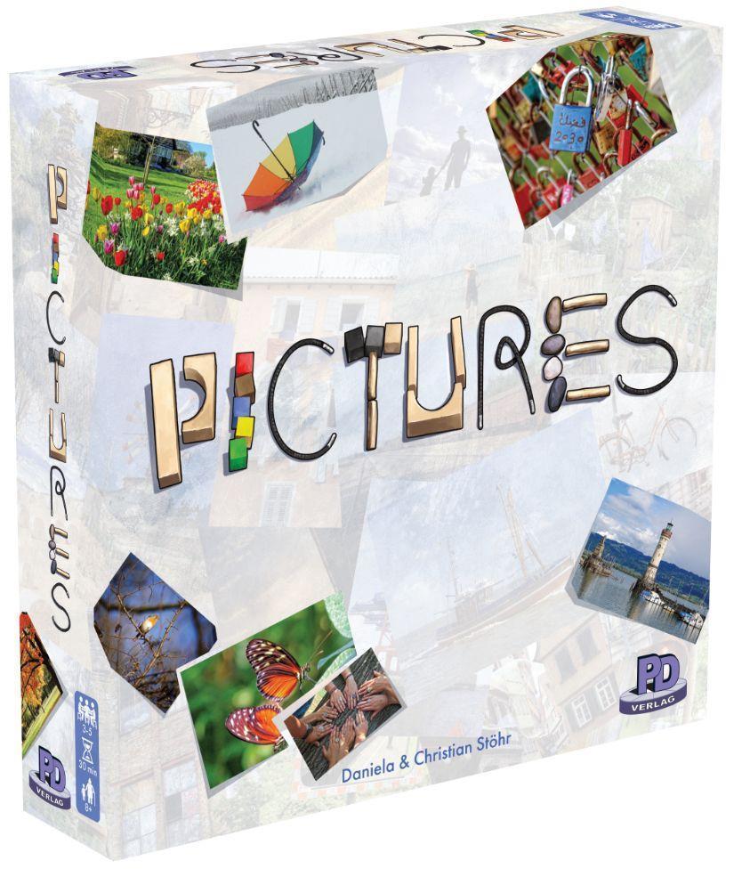 Cover: 4280000097231 | Pictures | Daniela und Christian Stöhr | Spiel | Deutsch | 2019