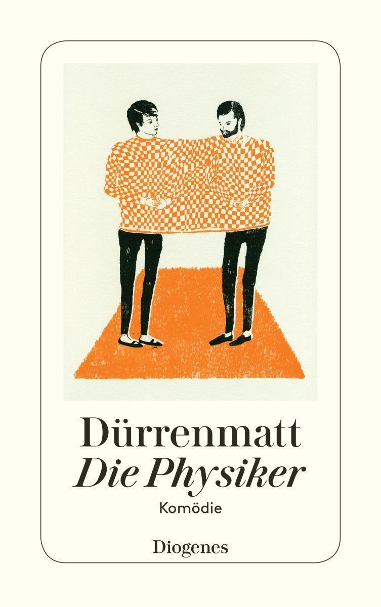 Cover: 9783257230475 | Die Physiker | Eine Komödie in zwei Akten. Neufassung 1980 | Buch