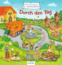Cover: 9783480233007 | Mein allererstes Wimmelbuch - Durch den Tag | Sibylle Schumann | Buch