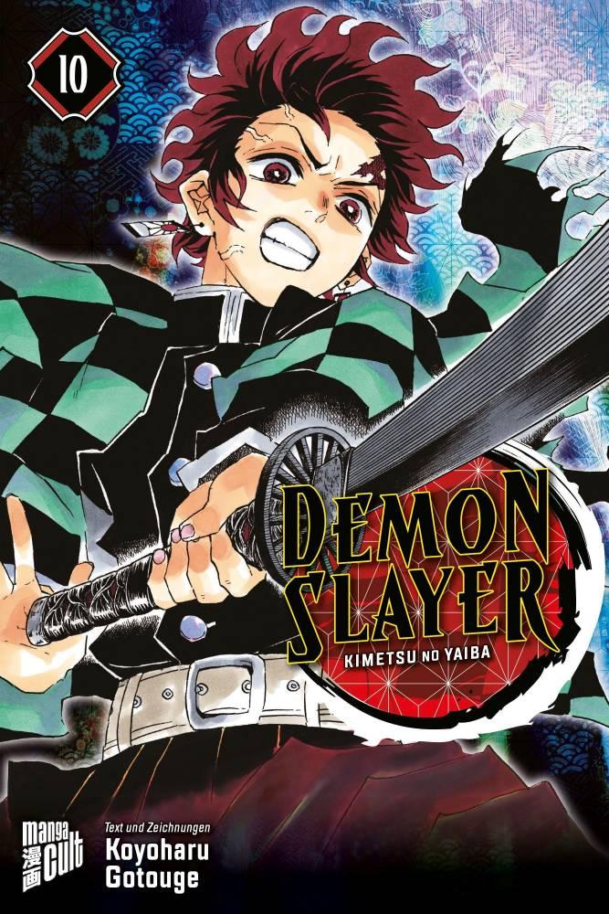 Cover: 9783964334107 | Demon Slayer 10 | Kimetsu no Yaiba | Koyoharu Gotouge | Taschenbuch