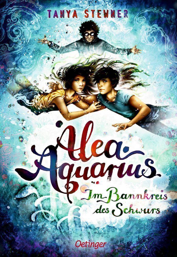 Cover: 9783751201698   Alea Aquarius 7. Im Bannkreis des Schwurs   Im Bannkreis des Schwurs